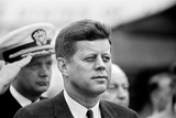 Jfk Visit to Vienna for Khrushchev Talks 1961 Photographic Print by Terry Fincher