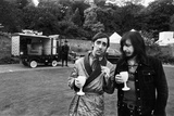 Keith Moon New Home Fotoprint av Tom King