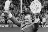 Bob Paisley Liverpool Manager Photographic Print by  Staff