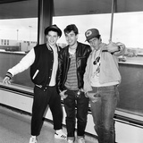 The Beastie Boys Fotografisk tryk af Victor Crawshaw