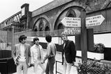 The Who Rock Group at Battersea Fotografiskt tryck av Charles Ley