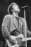 Bruce Springsteen Photographic Print by Birmingham Post Mail Archive
