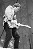 Bruce Springsteen Fotografisk tryk af Birmingham Post Mail Archive