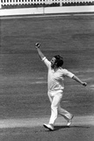 Ian Botham England's new star stole the show at Lords, 1978 Reproduction photographique par  Staff