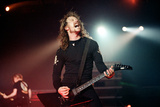 Metallica, 1992 Fotografisk tryk af Steve Murphy
