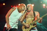 Def Leppard Photographic Print by BPM Staff
