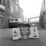West Ham v Nottingham Forest, 1962 Photographic Print by  Staff