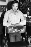 Neil Diamond in Hollywood 1980 Photographic Print by  Staff