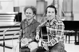 Simon and Garfunkel, 1977 Reproduction photographique par Alisdair Macdonald