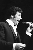 Tom Jones at the Copacabana 1969 Photographic Print by Daily Mirror