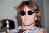 Jon Bon Jovi Fotografisk tryk af Chris Grieve