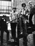 The Yardbirds Fotografisk tryk af Staff