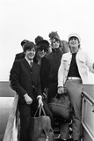 The Beatles 1965 Photographic Print by  Murphy