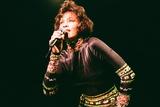 Whitney Houston at Earls Court 1993 Fotografisk tryk af Chris Grieve