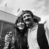 Sonny and Cher, 1969 Fotodruck von  Sellers