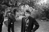 Bob Dylan at the Savoy 1965 Fotografisk trykk av Kent Gavin