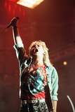 Def Leppard Photographic Print by M Queenborough