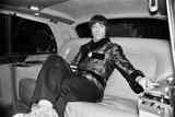 The Who Concert 1975 Fotografiskt tryck av Allan Olley