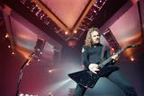 Metallica, 1992 Fotografiskt tryck av Steve Murphy