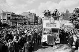 Tottenham Hotspur Fc, 1961 Fotografisk tryk af  Staff