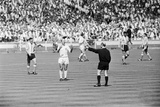 1966 World Cup Quarter Final at Wembley Stadium Photographic Print by  Staff