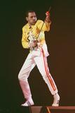 Freddie Mercury 1989 Fotografisk trykk av Nigel Wright