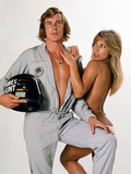 James Hunt and Sue Shaw, 1973 Photographic Print by Arthur Sidey