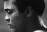 Muhammad Ali Fotografisk tryk af Staff