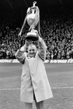 Bob Paisley Liverpool Manager Fotografická reprodukce