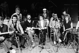 Carl Perkins Super Group, 1985 Photographic Print by Peter Stone