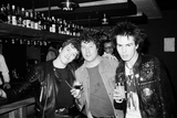 The Sex Pistols in Eindhoven, Holland. 1977 Photographic Print by Peter Stone