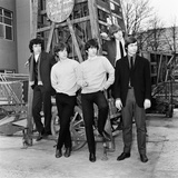 The Rolling Stones at Wembley, 1964 Photographic Print by  Staff