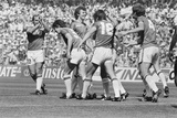 1982 World Cup Finals Photographic Print by Allan Olley