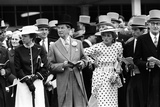 Epsom Derby 1986 Photographic Print by Daily Mirror