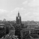 View of Newcastle, Circa 1960S Photographic Print by  Staff
