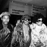Stevie Wonder, 1974 Fotografisk tryk af Dennis Stone