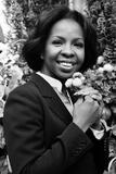 Gladys Knight Fotografisk tryk af Allan Olley