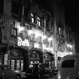 Coliseum Theatre, St Martin's Lane in London's West End. April 1958 Photographic Print by  Staff