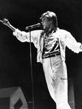 Duran Duran Singer Simon Le Bon, 1982 Photographic Print by  Staff