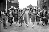 London 1954 Fotografisk tryk af  Tanner