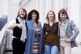 Abba Pop Group 1978 Fotografiskt tryck av  Staff