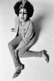 Poly Styrene Studio Portrait 1977 Photographic Print by Peter Stone