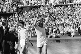 Wimbledon 1977 Fotografisk tryk