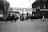 Stamford Bridge, 1965 Fotografisk tryk af  Staff