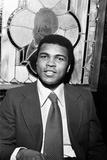 Staff - Muhammad Ali Fotografická reprodukce