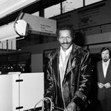 Chuck Berry, 1975 Fotografisk tryk af Dennis Stone