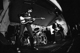Punk Group 'The Stranglers' Performing in Manchester, 1977 Photographic Print by Brian Randle