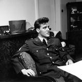 Elvis Presley 1960 Fotografisk trykk