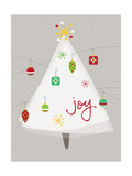 Christmas Joy I Premium Giclee Print by  A Fresh Bunch