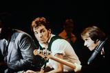 Bruce Springsteen Fotografisk tryk af Staff